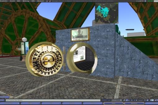 The Hammerwielder Storage Vault